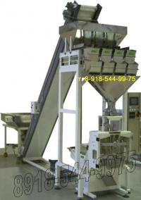 Оборудование для фасовки и упаковки арахиса